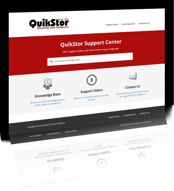 Self Storage Management Software Support Center