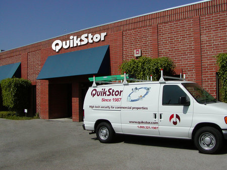 QuikStor Security & Software Company Location