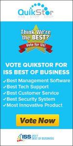 QuikStor-Inside Self Storage Best Of Business: Vote