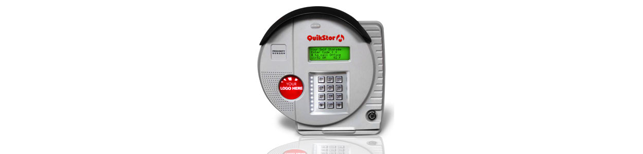 Gate access control keypads quikstor security software