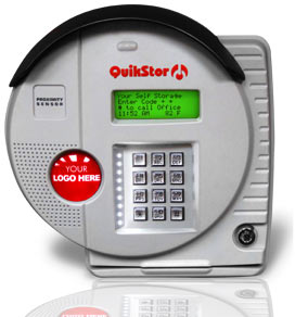 Storage Alarm Keypad Guardian