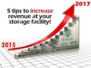 Increase Revenue storage unit rent