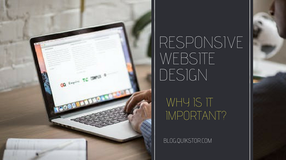 Why's a Responsive Website Design Important for Your Storage Facility?