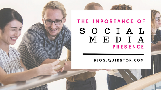 Storage Facility: The Importance of Social Media Presence