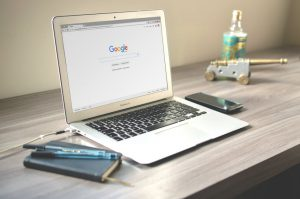 What Benefits are associated with the First Page of Google