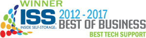 QuikStor Commitment Quality | Winner ISS Best Tech Support