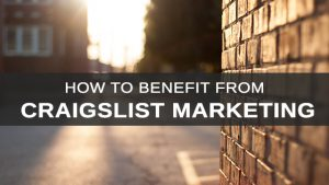 Tips for Marketing Your Self-Storage Facility on Craigslist