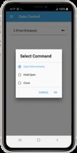 quikstor cloud-app-manager-gate-command