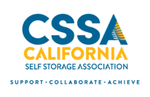 cssa california self storage association logo