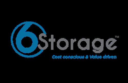 6storage logo