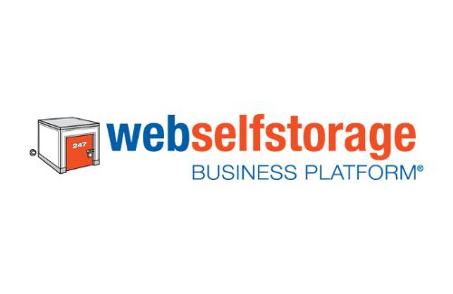 web self storage logo